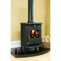 DEAL No. 2.       Aran 6kw Matt Stove With Dublin Corbel Fireplace