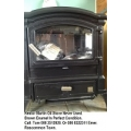 Oil Stove New Never Used   &  Second Hand Fireplaces.