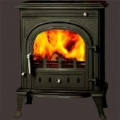 DEAL No. 3.     Ree Petite 5kw Matt Stove & Dublin Corbel Fireplace