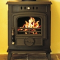 Olymberyl Gabriel HF332 up to 5.0kw multi fuel Stove